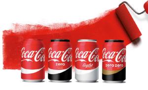 Cocacola y sus colores