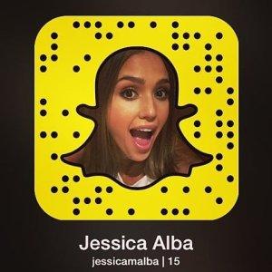 Celebrities Snapchat