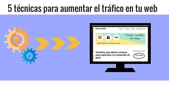 5 formas gratuitas de éxito para aumentar el tráfico en tuweb