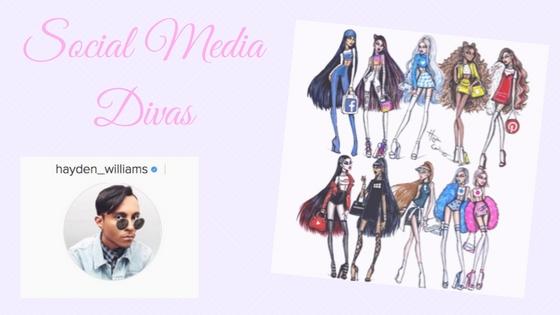 Social Media DIVA by HaydenWilliams