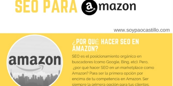 COMO HACER SEO EN AMAZON